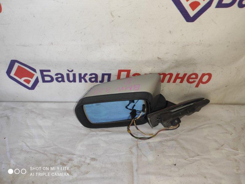 Зеркало Bmw 3-Serise E46/4 2000 переднее левое