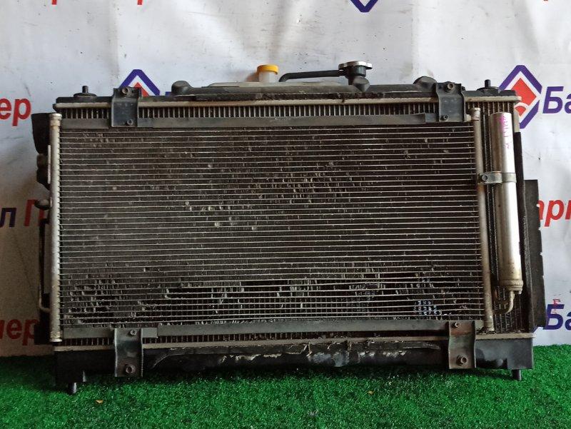 Радиатор двс Mazda Atenza GH5FW L5-VE 2008