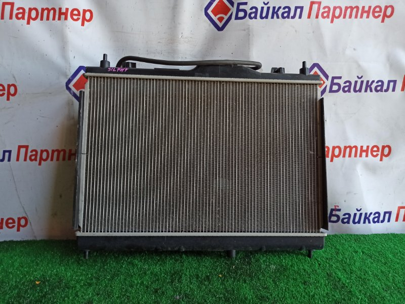 Радиатор двс Nissan Bluebird Sylphy KG11