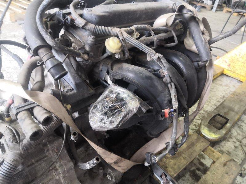 Двигатель Toyota Alphard ANH15W 2AZ-FE 2003