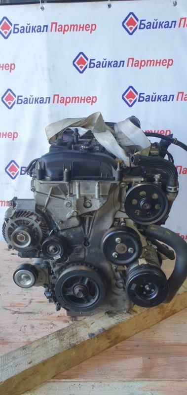 Двигатель Mazda Mpv LY3P L3-VE 2007