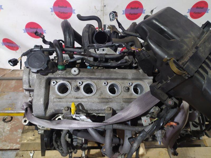 Двигатель Toyota Platz SCP11 1SZ-FE 2000