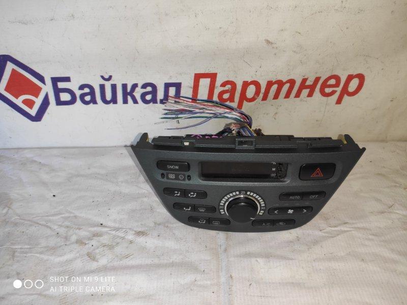 Блок управления климат-контролем Toyota Opa ZCT15 1ZZ-FE