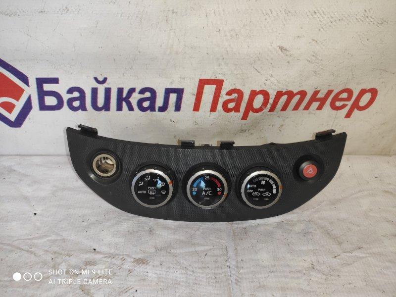 Блок управления климат-контролем Nissan Serena TNC24 QR20DE 2003