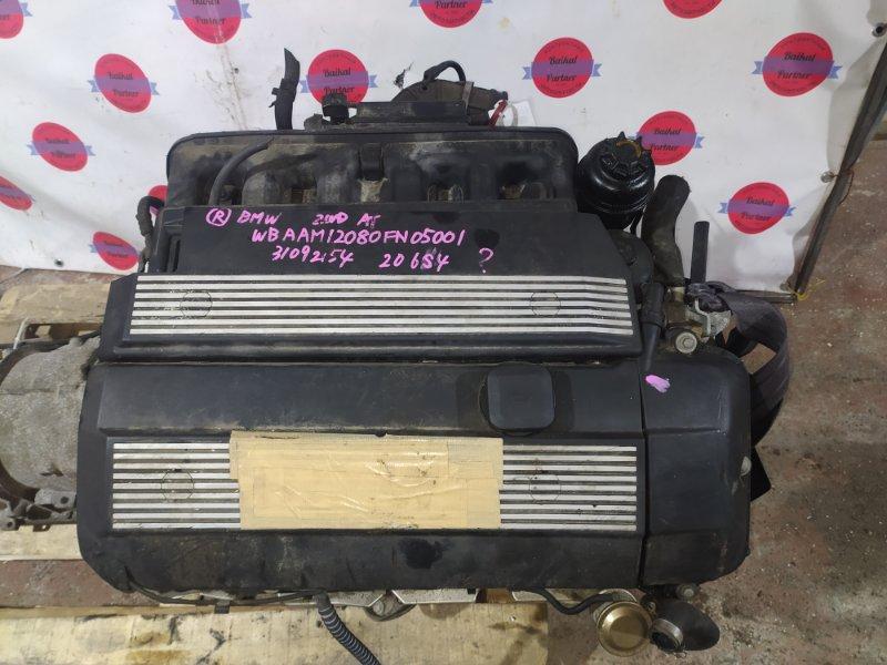 Двигатель Bmw 3-Series E46 M52B20 1999 M52 B20 (206S4)