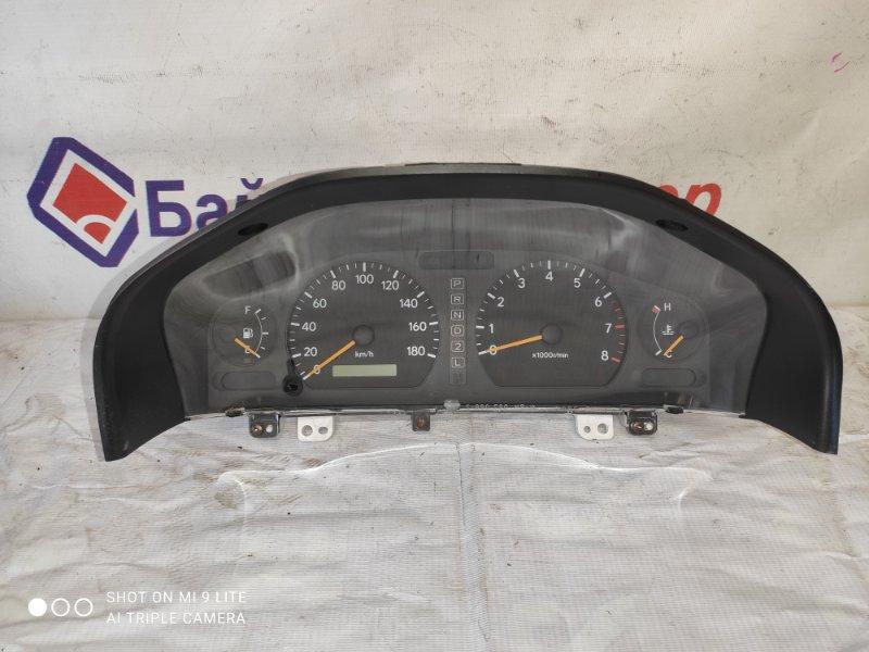 Комбинация приборов Toyota Camry SV41 3S-FE 1997