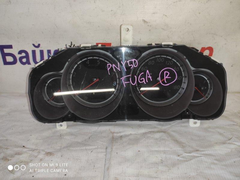 Комбинация приборов Nissan Fuga PNY50 2008