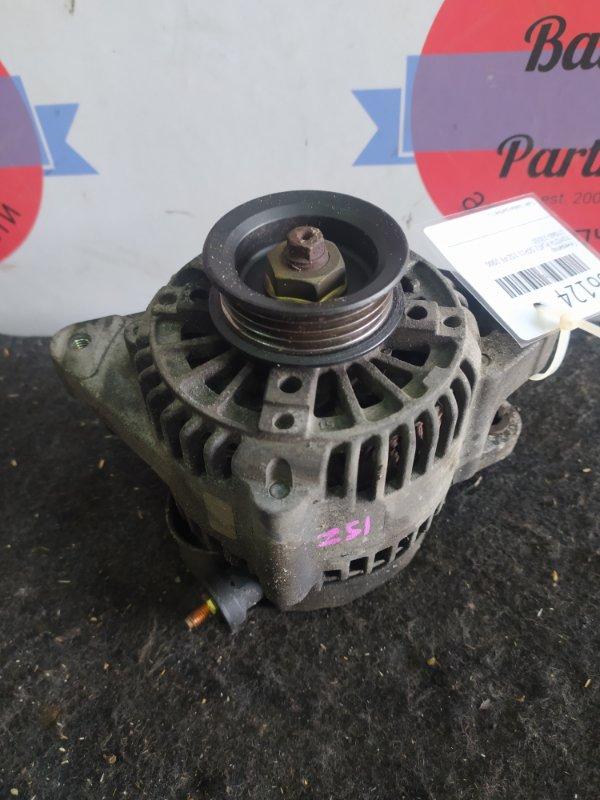 Генератор Toyota Platz SCP11 1SZ-FE 2000