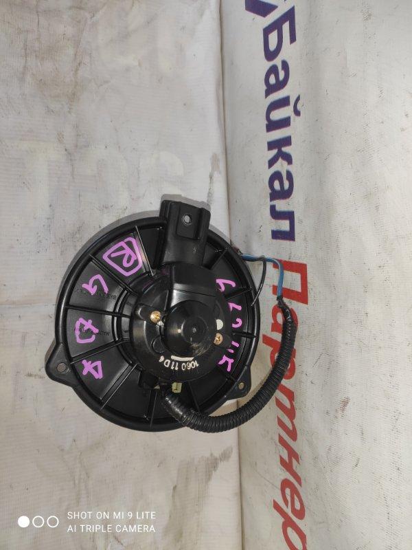 Мотор печки Honda Fit GD4 L15A