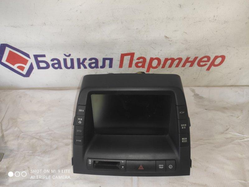 Монитор Toyota Prius NHW20 1NZ-FXE 86110-47052