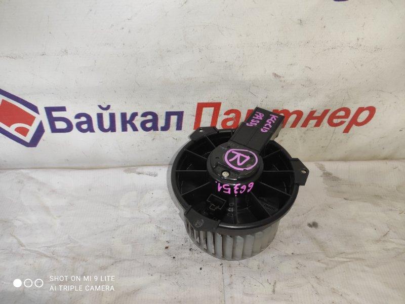 Мотор печки Toyota Passo KGC10 1KR-FE