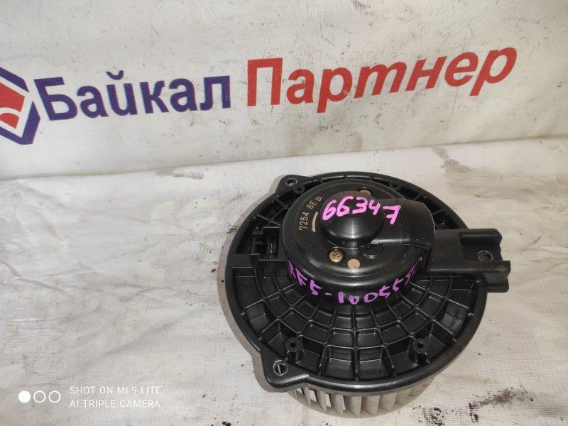 Мотор печки Honda Step Wagon RF5 K20A