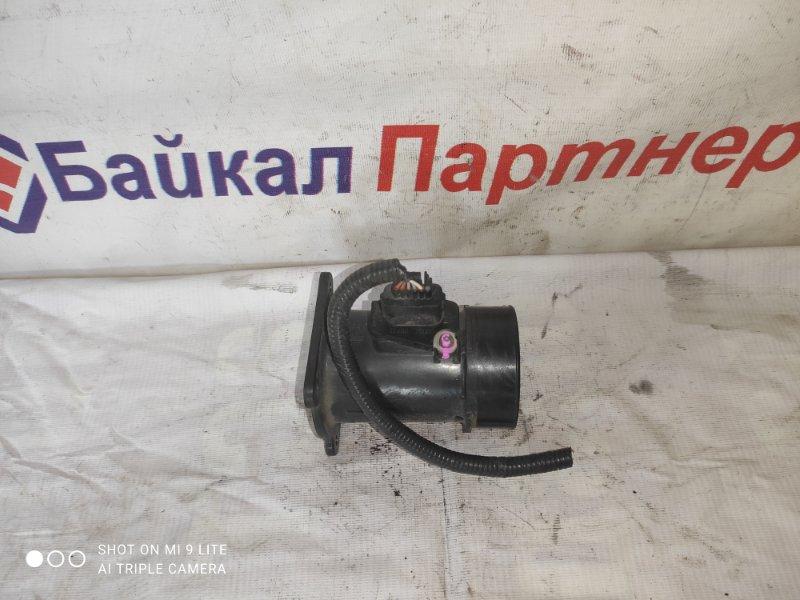 Датчик расхода воздуха Nissan Wingroad WHNY11 QG18DE 2004 22680 7S000
