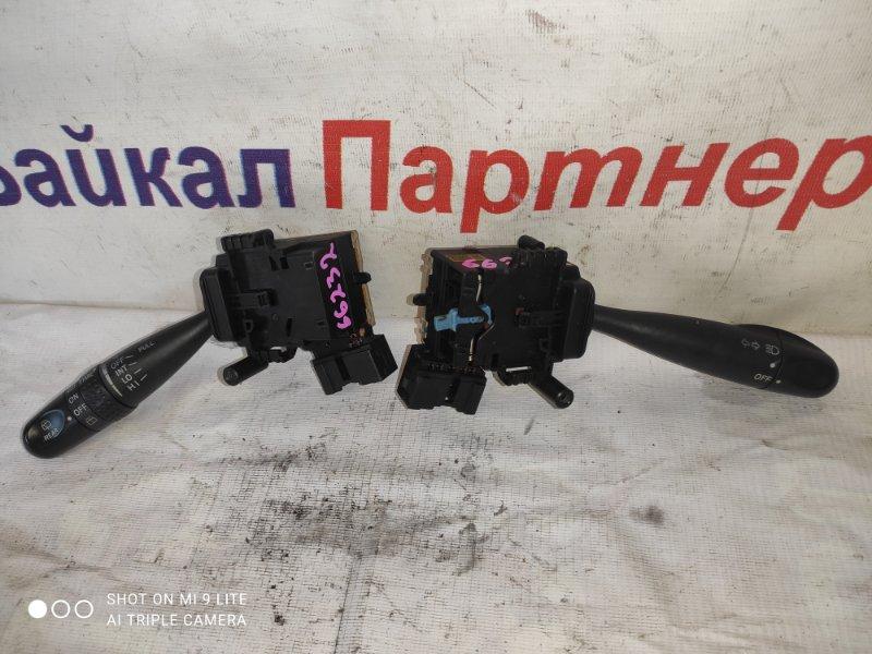 Переключатель поворотов Toyota Vitz SCP10 1SZ-FE