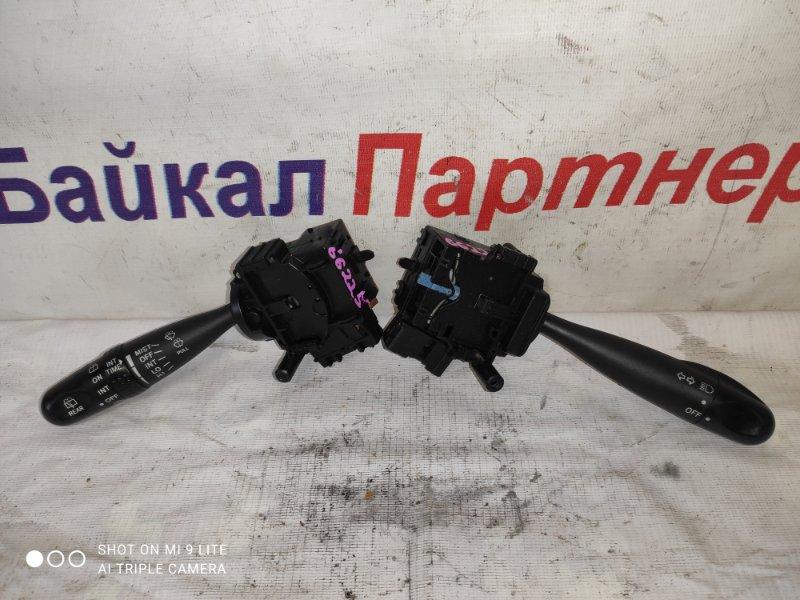 Переключатель поворотов Toyota Probox NCP55V 1NZ-FE