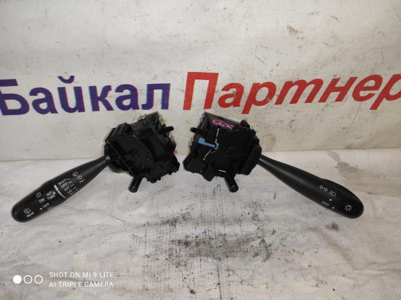 Переключатель поворотов Toyota Will Cypha NCP70 2NZ-FE 2002