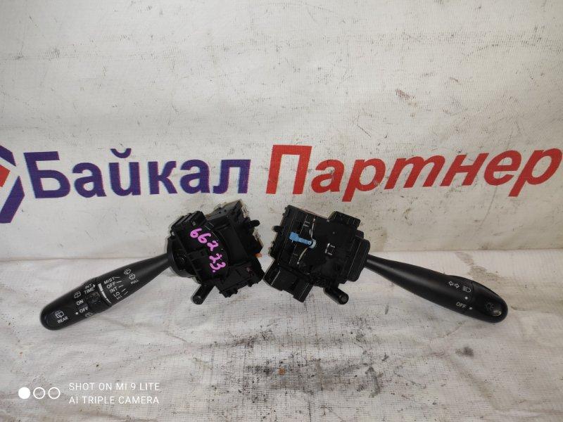 Переключатель поворотов Toyota Porte NNP15 1NZ-FE