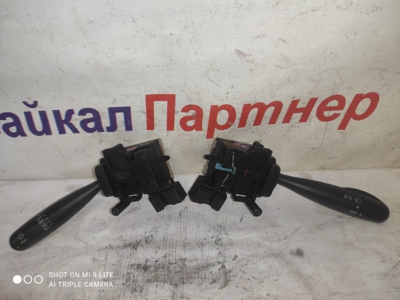 Переключатель поворотов Toyota Platz NCP16 1NZ-FE