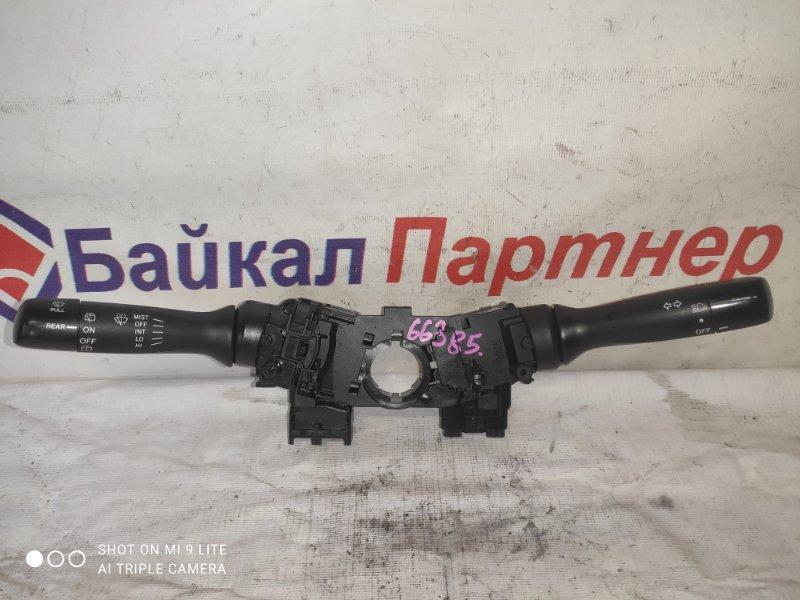 Переключатель поворотов Toyota Vitz NCP95 1NZ-FE