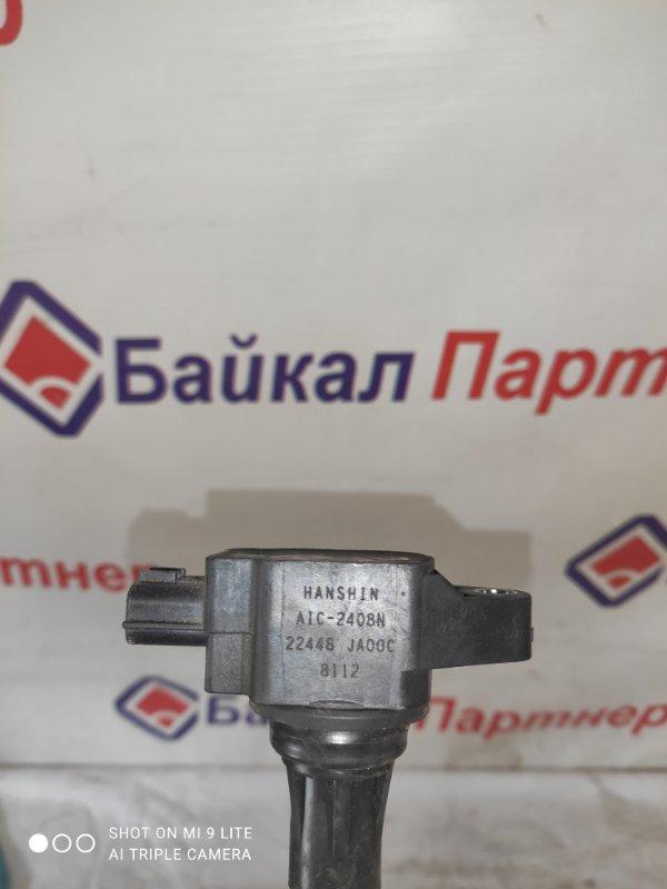 Катушка зажигания Nissan Serena NC25 MR20DE 22448 JA000