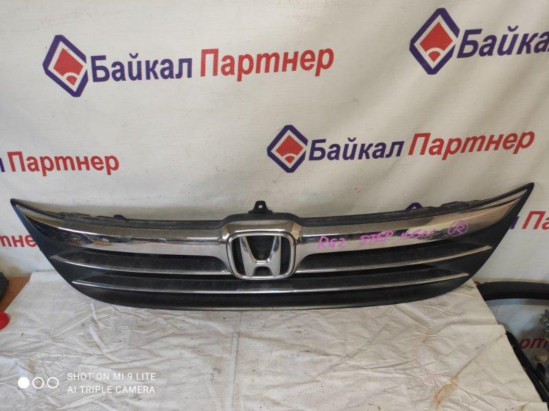 Решетка радиатора Honda Step Wagon RG2 K20A