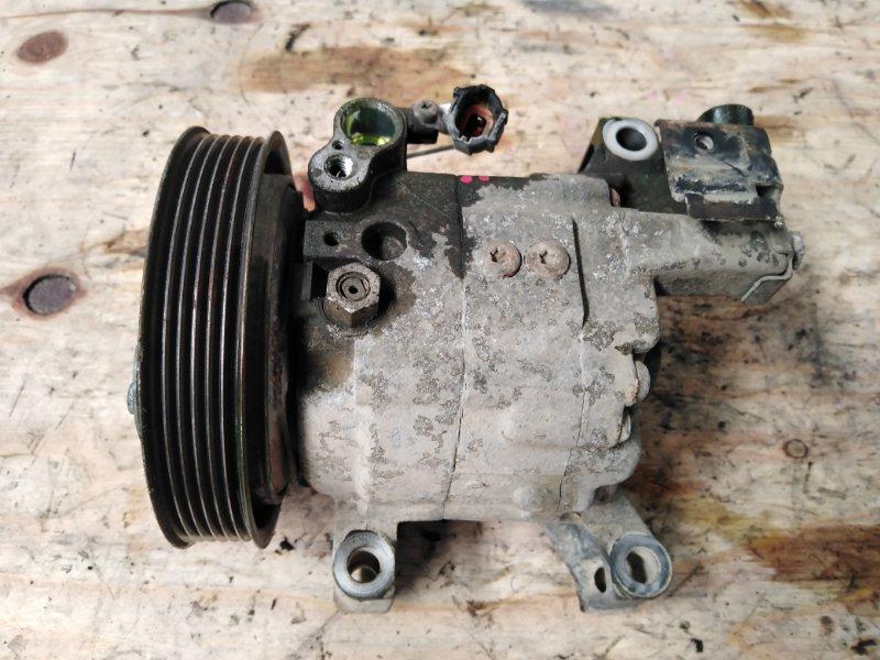Компрессор кондиционера Nissan Ad VHNY11 QG18DE