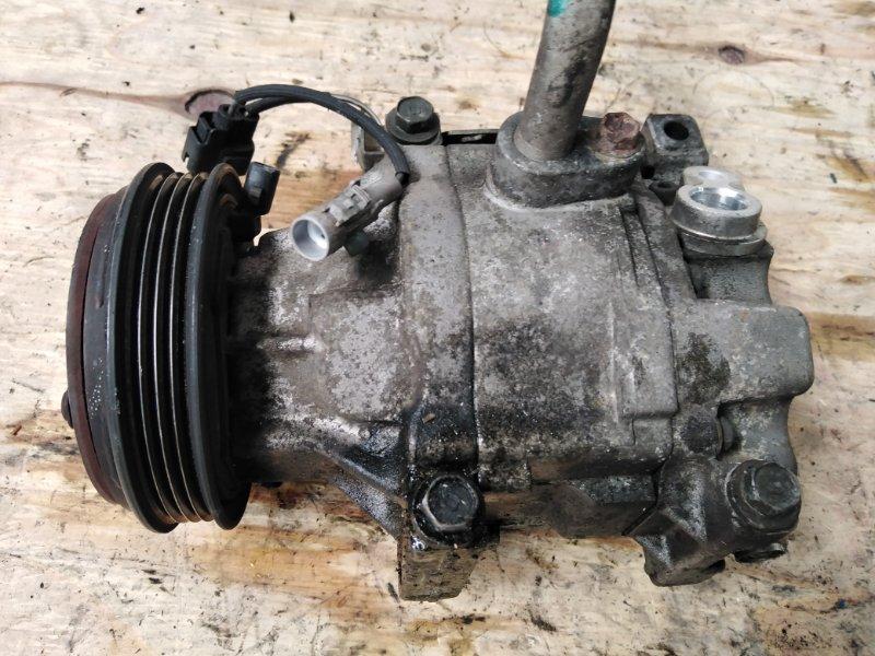Компрессор кондиционера Toyota Vitz SCP10 1SZ-FE