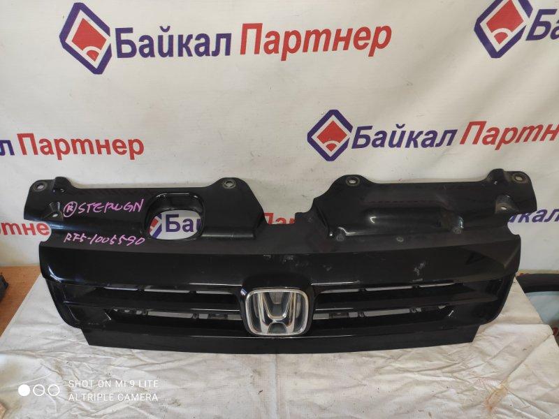 Решетка радиатора Honda Step Wagon RF5 K20A