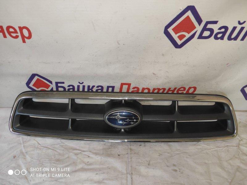 Решетка радиатора Subaru Legacy BH9 EJ25 2002