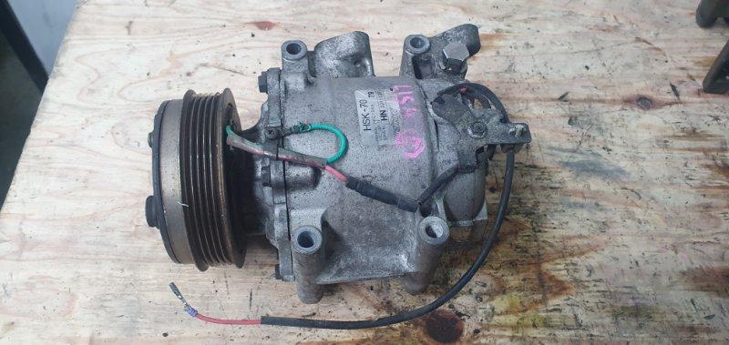 Компрессор кондиционера Honda Freed GB3 L15A