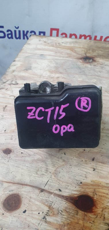 Блок abs Toyota Opa ZCT15 1ZZ-FE