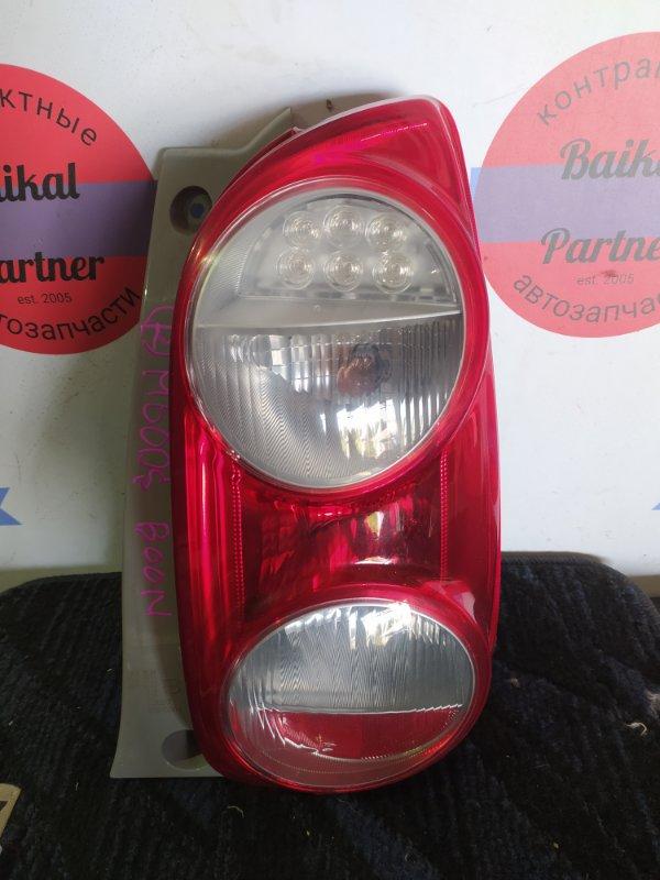Стоп Daihatsu Boon M600S 1KR-FE 2013 задний правый 220-51004