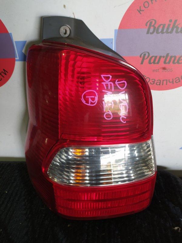 Стоп Mazda Demio DW5W B5-E задний левый 49-02