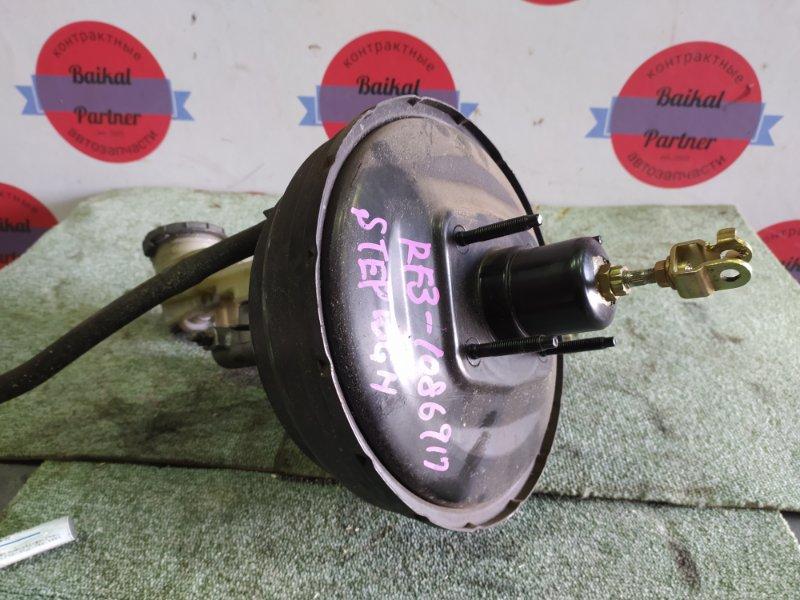 Главный тормозной цилиндр Honda Step Wagon RF3 K20A