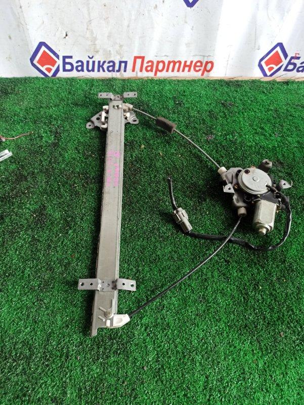 Стеклоподъемный механизм Nissan Serena TNC24 QR20DE 2003 передний правый