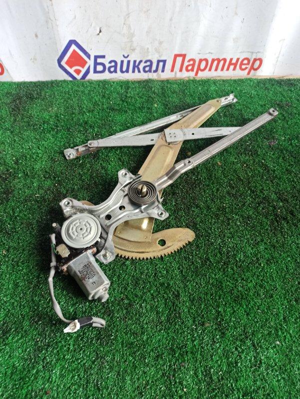 Стеклоподъемный механизм Toyota Raum EXZ15 5E-FE передний левый