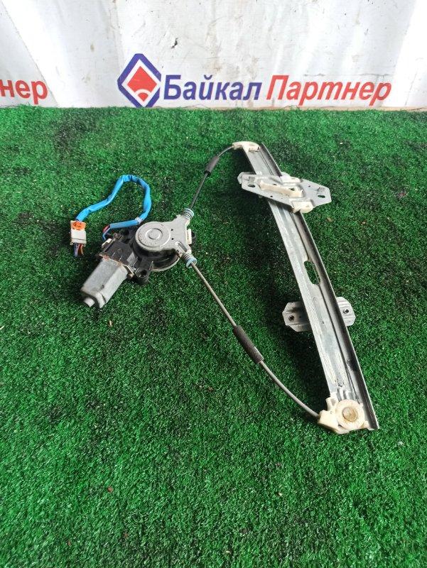 Стеклоподъемный механизм Honda Orthia EL3 B20B передний правый