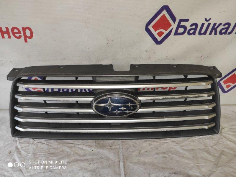 Решетка радиатора Subaru Forester SG5 EJ205 2006