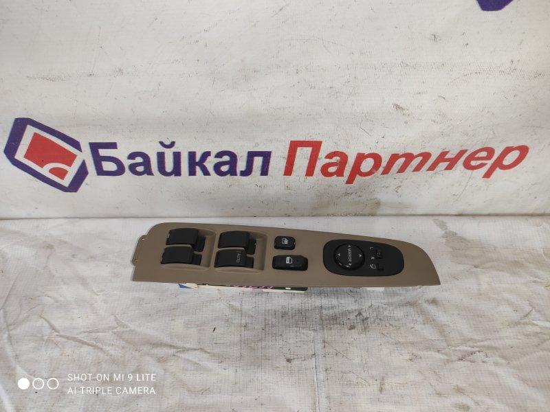 Блок управления стеклами Toyota Camry SV41 3S-FE 1997