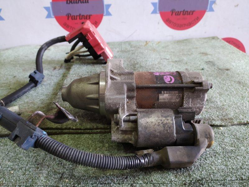 Стартер Honda Freed GB3 L15A