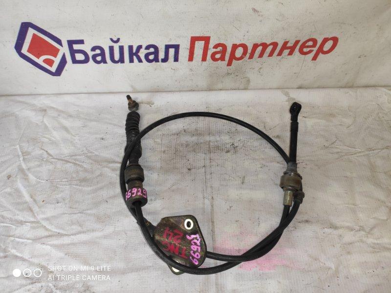 Тросик кпп Nissan Serena TNC24 QR20DE 2003