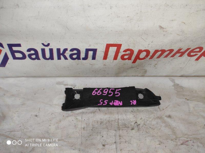 Кронштейн бампера Toyota Probox NCP55 1NZ-FE задний левый