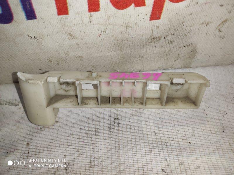 Кронштейн бампера Nissan Teana TNJ31 QR25DE передний левый
