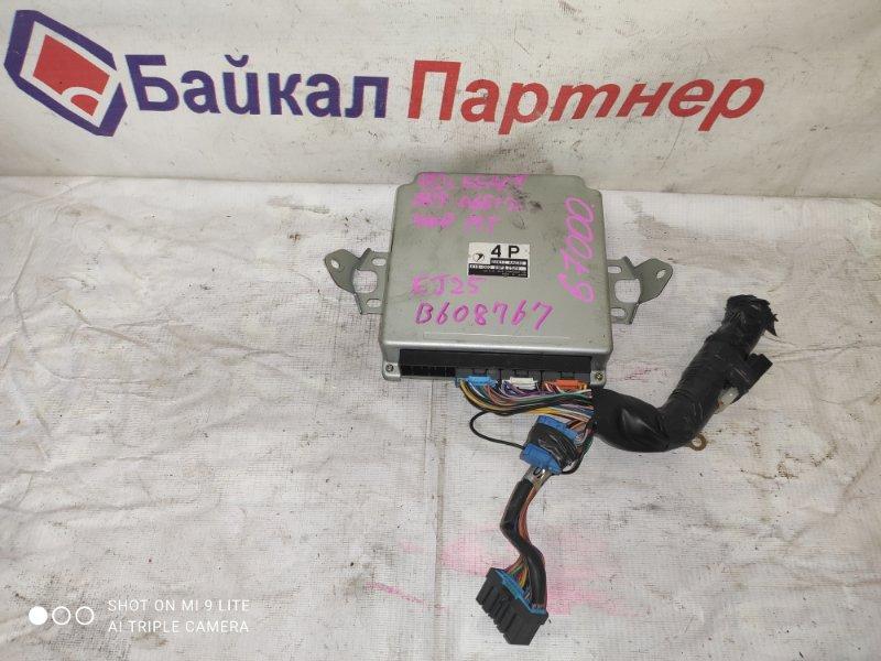 Блок управления двс Subaru Legacy BH9 EJ25 2002 22611 AH230