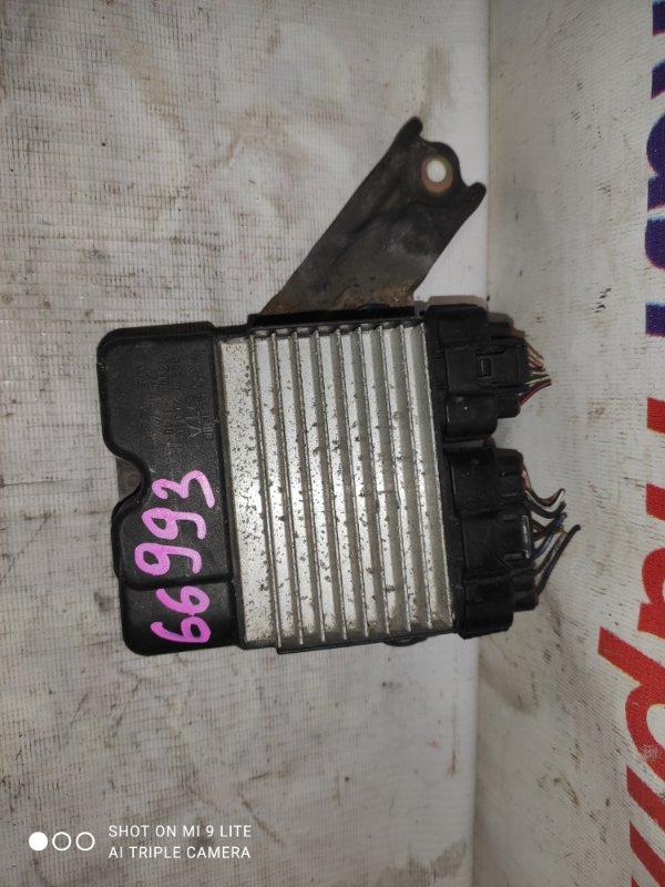Блок управления форсунками Toyota Avensis AZT255 1AZ-FSE 2003 89871-20040