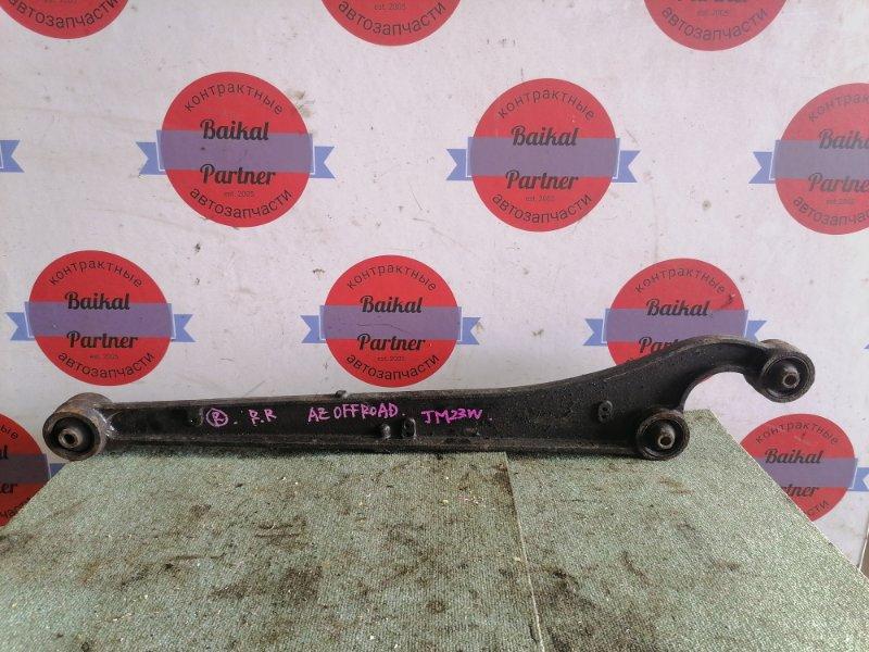 Рычаг Suzuki Jimny JM23W K6A задний правый