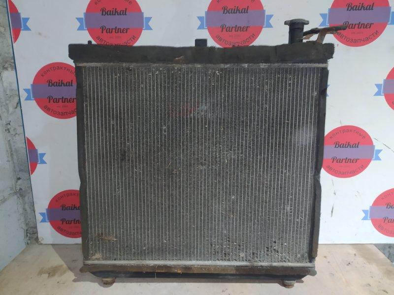 Радиатор двс Toyota Granvia KCH16 1KZ-TE