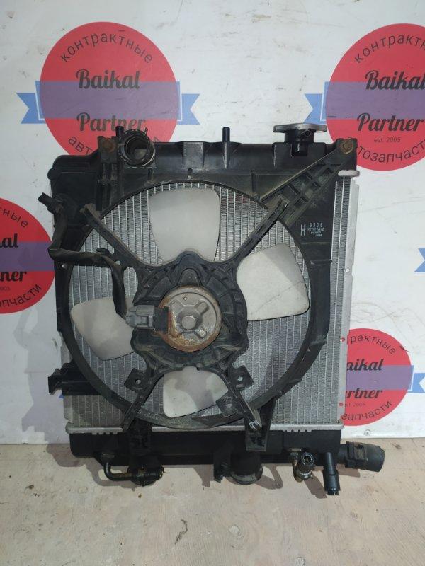 Радиатор двс Mazda Demio DW5W B5 1996