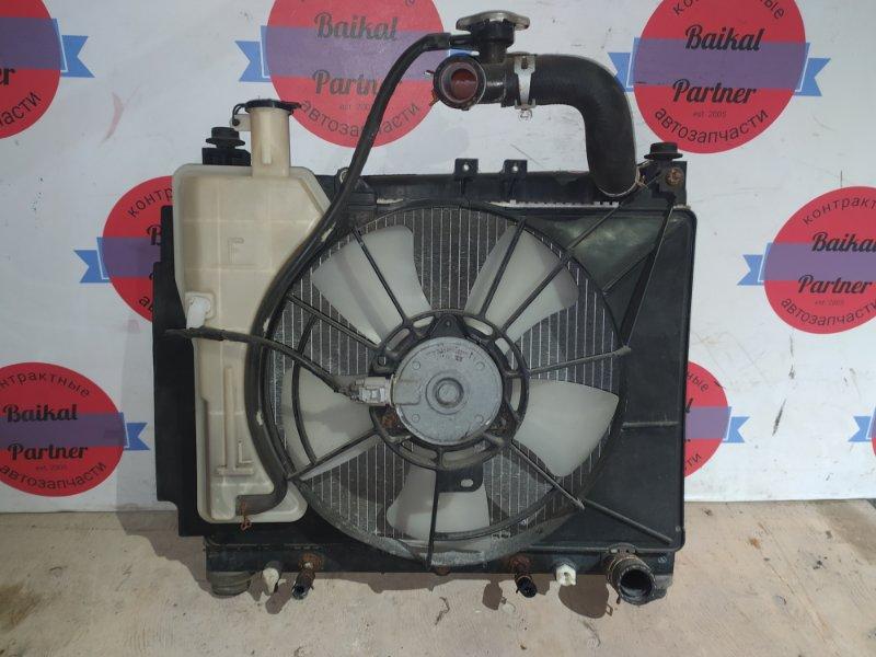 Радиатор двс Toyota Probox NCP 55 1NZ-FE 2002