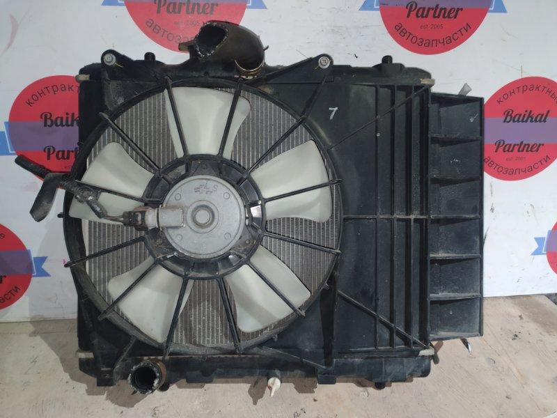 Радиатор двс Suzuki Splash B32S K12B